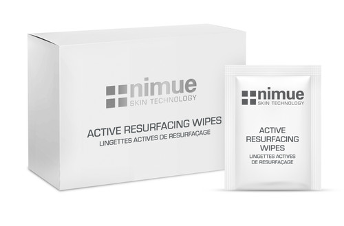 Active Resurfacing Wipes - 3ml x 16 Sachets Box