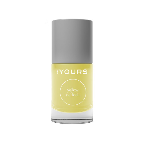 :YOURS Stamping Polish Yellow Daffodil
