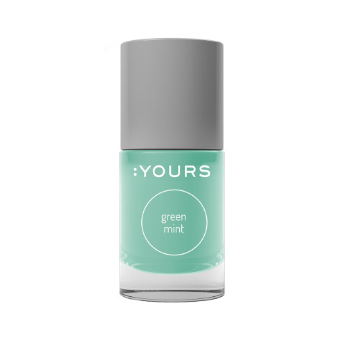 :YOURS Stamping Polish Green Mint