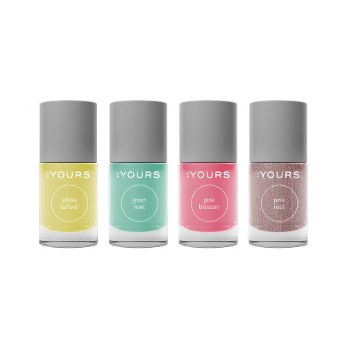 :YOURS Spring Fever Stamping Polish Collection