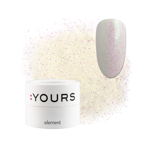:YOURS Glitter Effect Eco Element Rowdy Rainbow