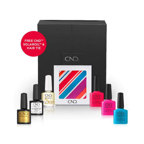 CND Summer City Chic Colour Kit - Downtown Hue