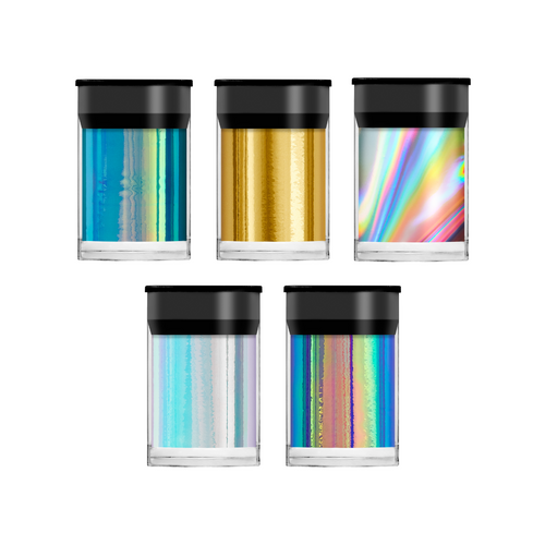 Lecente Holographic Film Collection
