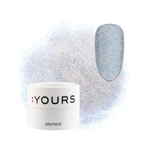 :YOURS Iridazzling Effect Glitter Element Golden Lounge