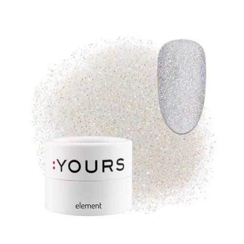 :YOURS Iridazzling Effect Glitter Element Multi Disco