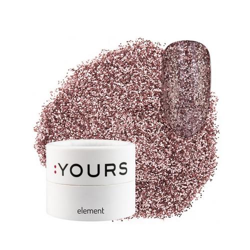 :YOURS Finest Effect Glitter Element Beats