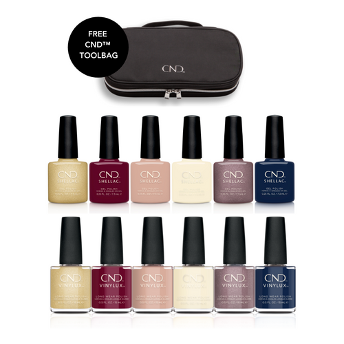 Full CND Party Ready Collection