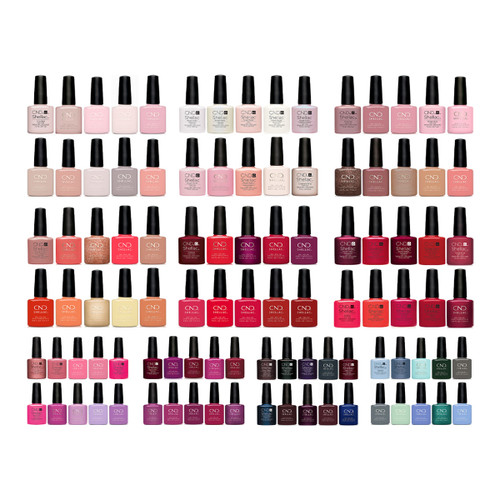 Shellac 100 Colours Package