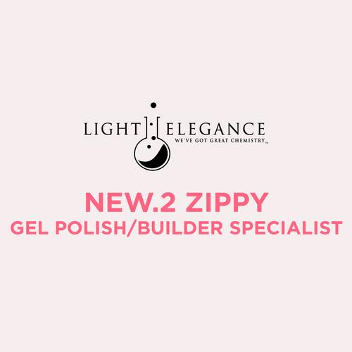 NEW.2 ZIPPY (GEL POLISH/BUILDER SPECIALIST)