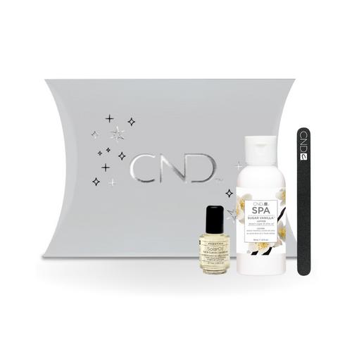 CND Spa Hydrating Holiday Kit - Sugar Vanilla Lotion