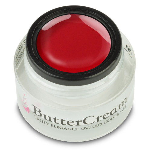 LE Painting the Roses Red ButterCream Color Gel 5ml