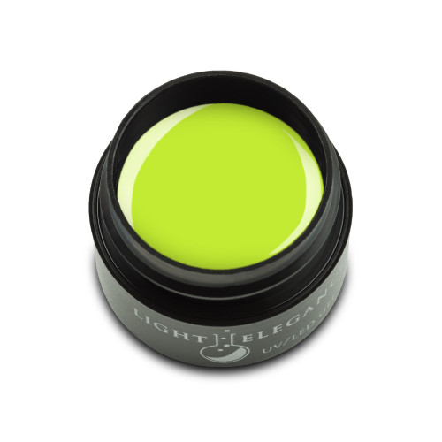 LE Gel Paint Neon Green, 6 ml