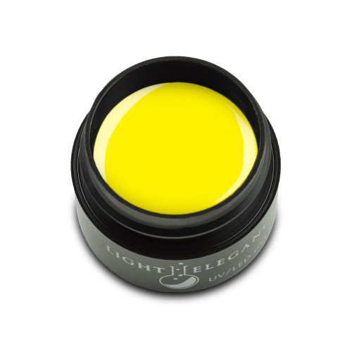 LE Gel Paint Neon Yellow, 6 ml