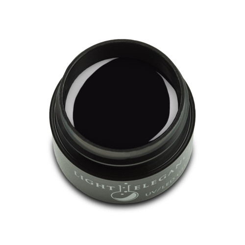 LE Gel Paint Primary Black, 6 ml