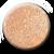 Light Elegance - Tangerine Dream Glitter Hard Gel Swatch
