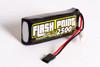 FP LIPO 2500 RX-PACK FLAT 7.4V