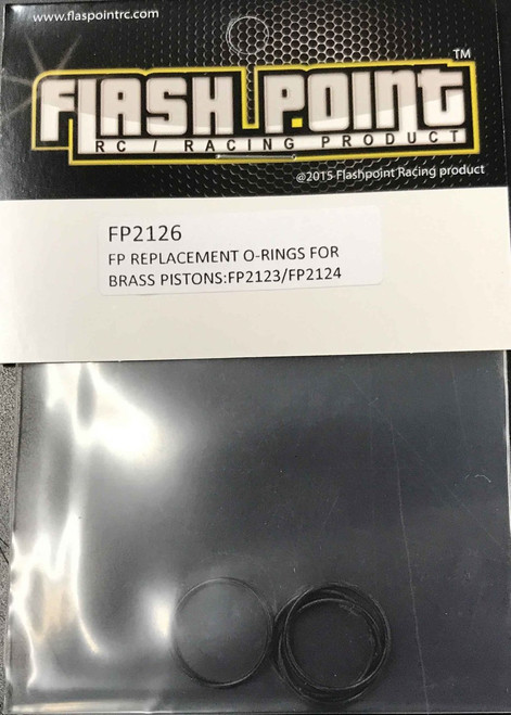 FP2126  Replacement O-Rings For Brass Pistons FP2123/FP2124
