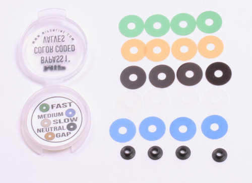 FP18415 MIP Bypass1 Tuning Valves Kit, 1/8th Scale (MAP $18.99)