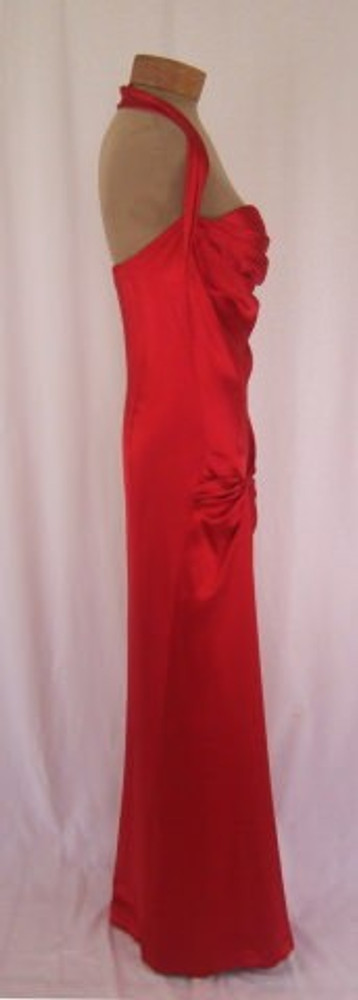 Silk Evening Gown