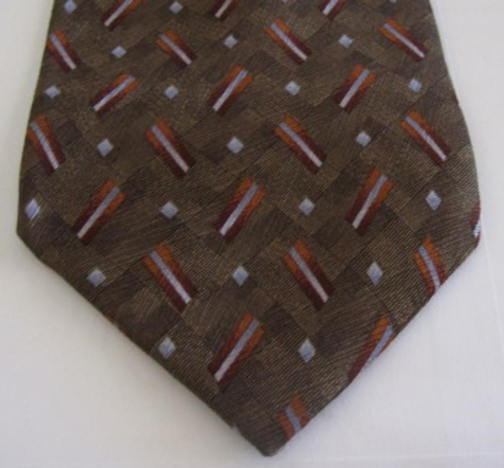 Calvin Klein brown tie