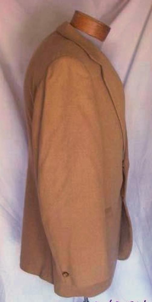 Daks Tan Cashmere Jacket
