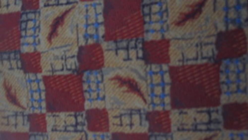 Dunhill Leaf Tie