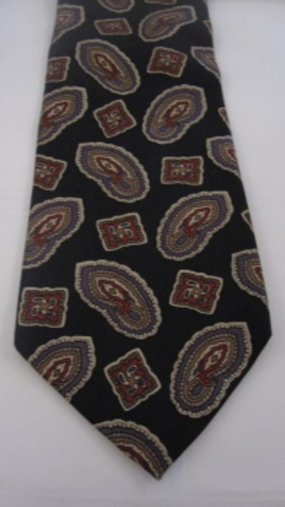 Givenchy Paisley Tie