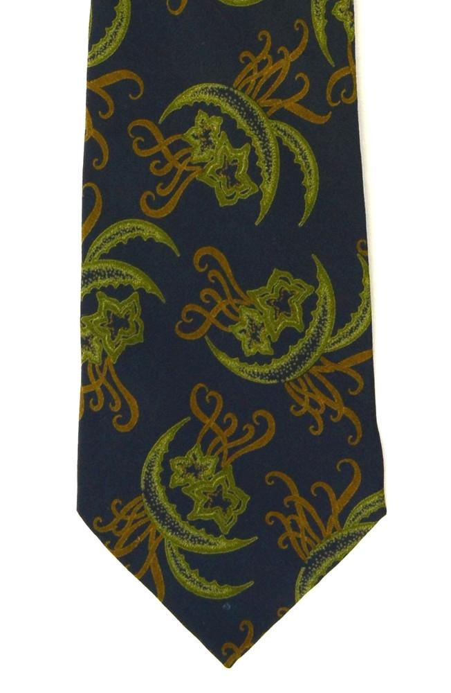 Giorgio Armani Moon & Stars Silk Tie
