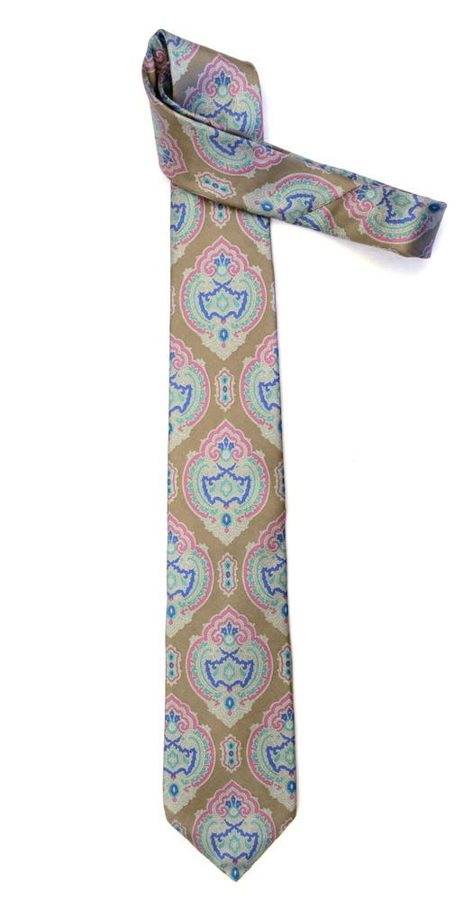 Vintage Pierre Cardin Classic Paisley Silk Tie