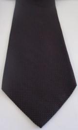 Donna Karan Signature textured modern violet tie
