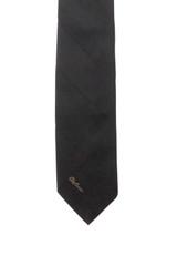 Oleg Cassini Brown Diagonal Tie