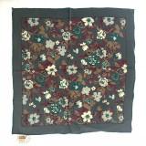 Gucci Small Floral Silk Scarf