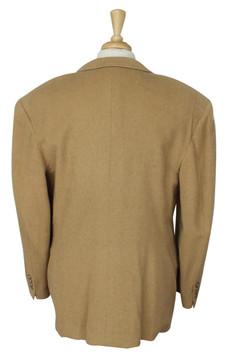 Bill Blass Tan Camel Hair Blazer