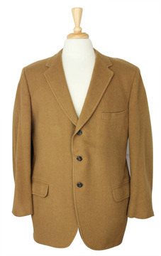 Vintage Camel Hair Jacket