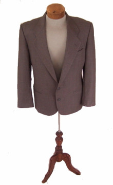 Mani Gray Textured Blazer