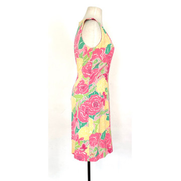 Lilly Pulitzer Silk Floral Shift Dress