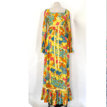 Rare Vintage Lilly Pulitzer Maxi Dress