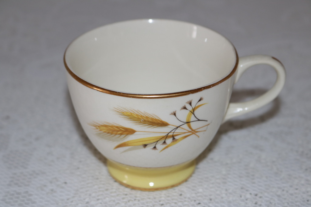 Century Service Autumn Gold Coffee Cup