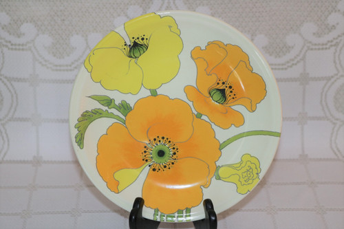 WILD POPPY YELLOW