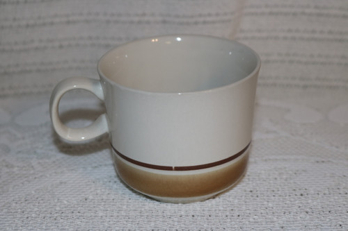 Hearthside Water Colors Blush Coffee Cup
