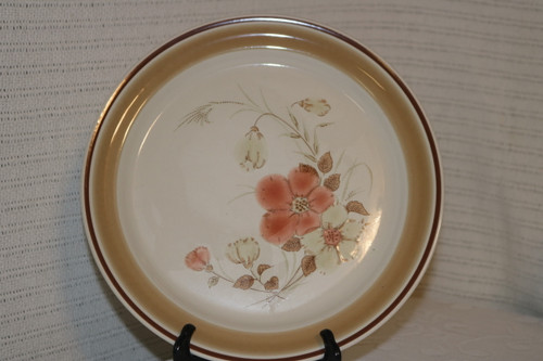 Hearthside Water Colors Blush Dinner Plate