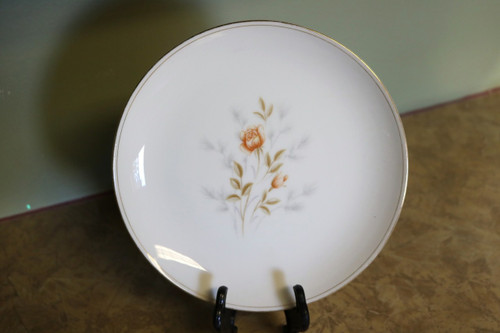 American Queen Nancy Salad Plate