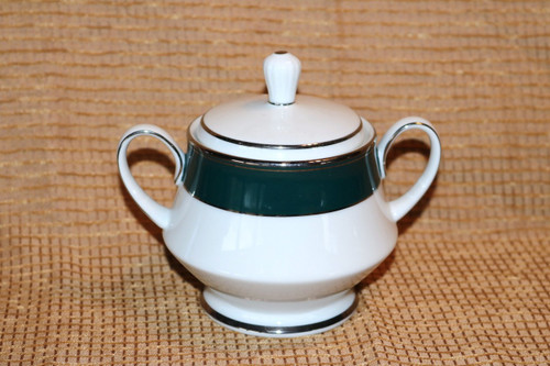 Noritake Heidelberg Sugar Bowl with Lid
