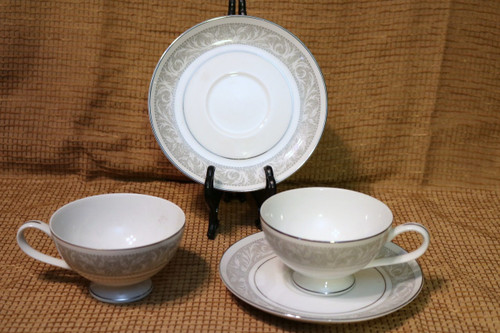 Imperial Fine China Whitney Saucer