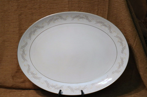 Mikasa Patio Oval Serving Platter