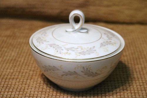 Mikasa Patio Sugar Bowl with Lid