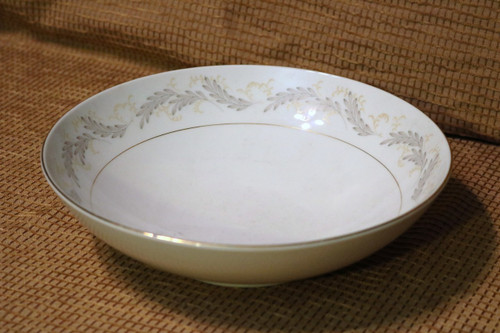 Round Vegetable Serving Serving Bowl - D0710