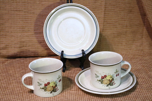 Royal Doulton Cornwall Saucer
