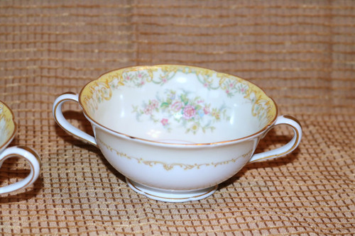 Noritake Ridley Cream Soup Bowl