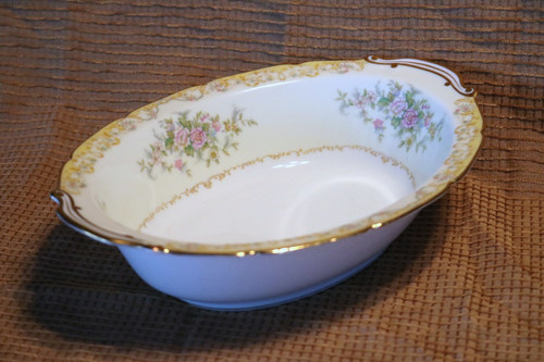 Noritake Ridley Oval Vegetable Serving Bowl